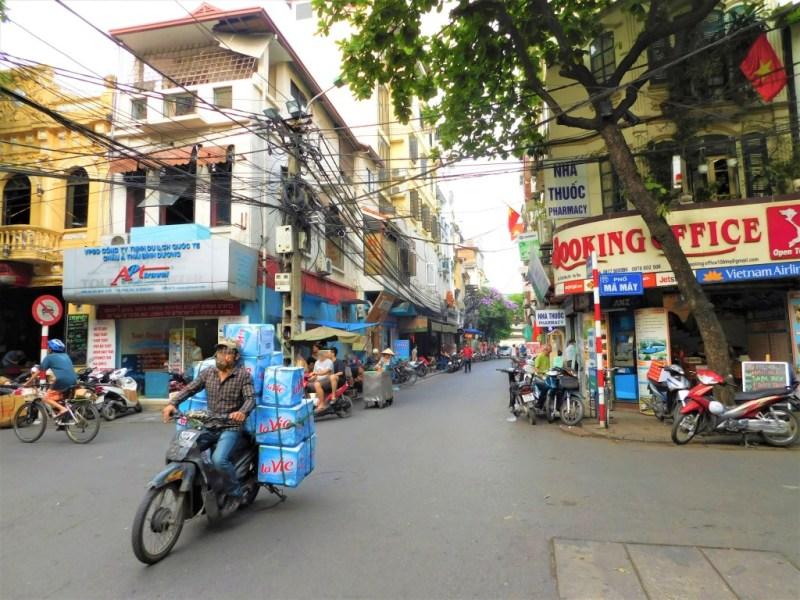 Gewusel in Alt-Hanoi - Vietnam