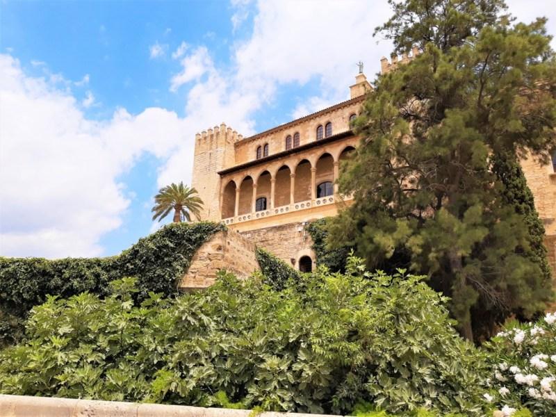 Die Cathedral la Seu ist das bekannteste Bauwerk in Palma de Mallorca
