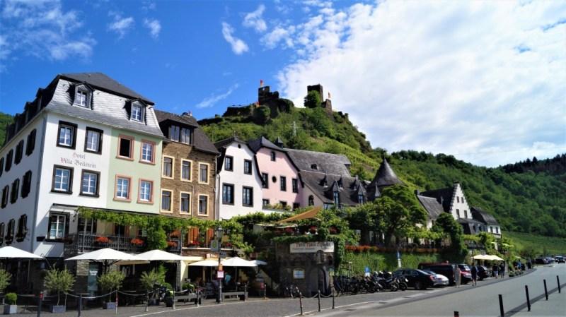 Burg Metternich über Beilstein