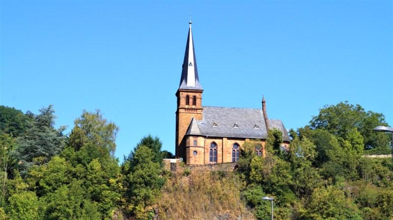 Evangelische Kirche Saarbrg