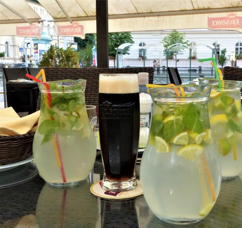 Budweiser in Karlsbad