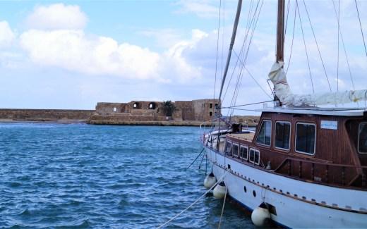 Chania - Hauptstadt von Kreta