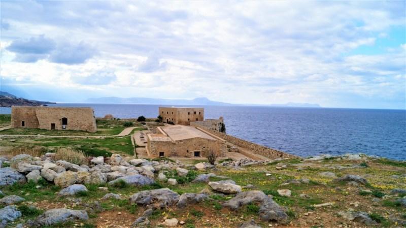 Meer bei Rethymno