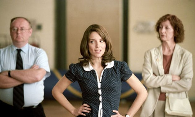 More grool than ever … Tina Fey in Mean Girls.