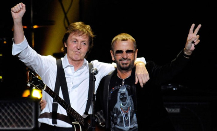 """onstage at the David Lynch Foundation """"Change Begins Within"""" show at Radio City Music Hall on April 4, 2009 in New York City."""