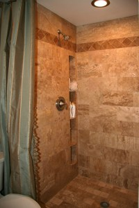 Shower Shelf Tile