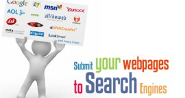 Submit a Site to Search Engines