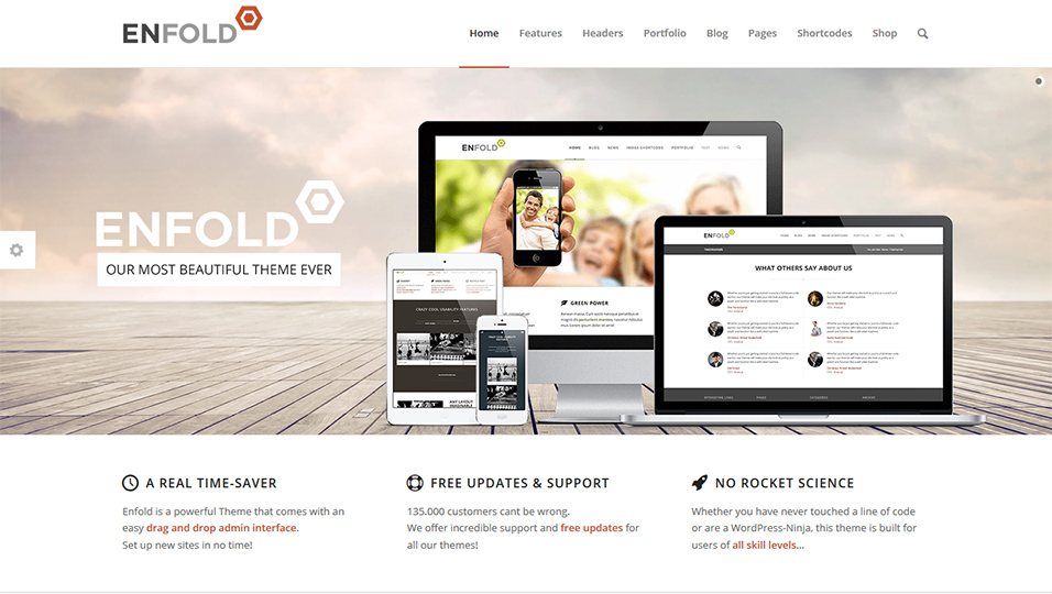 Enfold Responsive WordPress Theme Featured