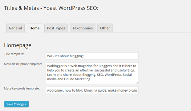 How to setup WordPress SEO Plugin by Yoast?
