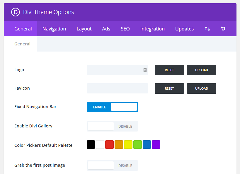 Divi WordPress Theme Optins