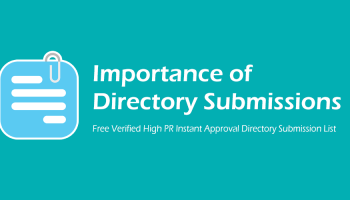 Free Verified High DA Instant Approval Directory Submission