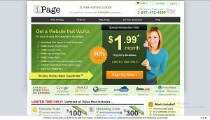 Top 10 Web Hosting Companies iPage Web Hosting Small