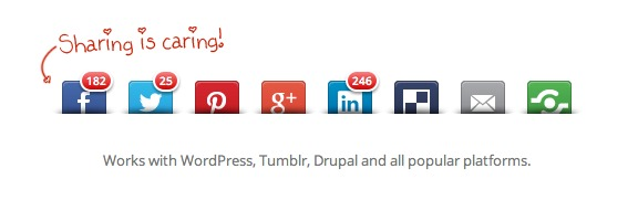 20 Best Social Media Plugins For WordPress Shareaholic
