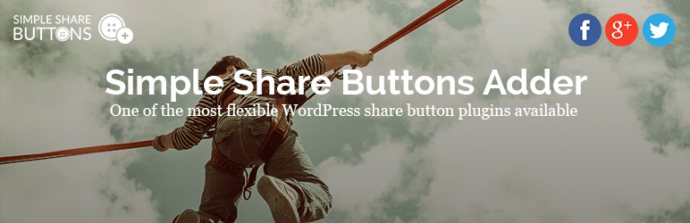 20 Best Social Media Plugins For WordPress Simple Share Buttons Adder
