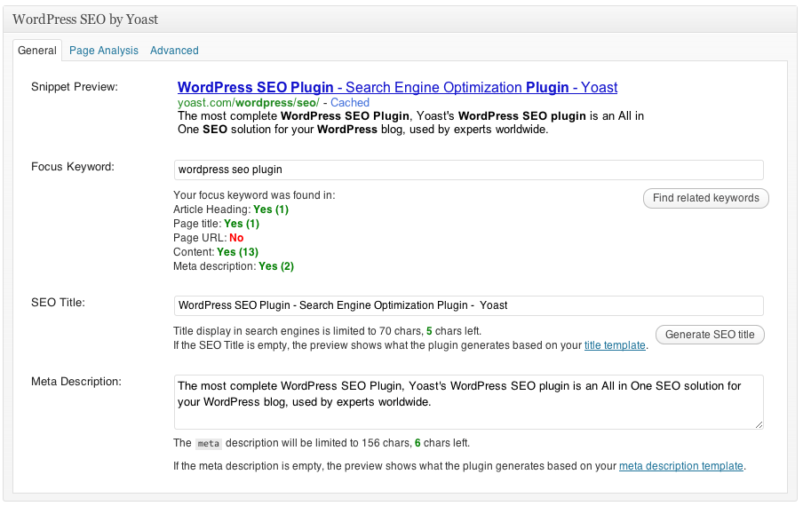 How to Write a Blog Post in Just 30 Minutes Yoast SEO WordPress Plugin Blog Post Setup