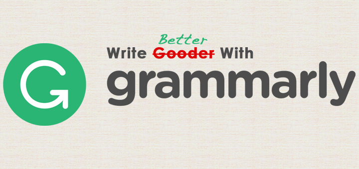 Improve Your English Grammar with Grammarly