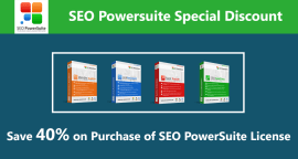 SEO PowerSuite Discount 2017