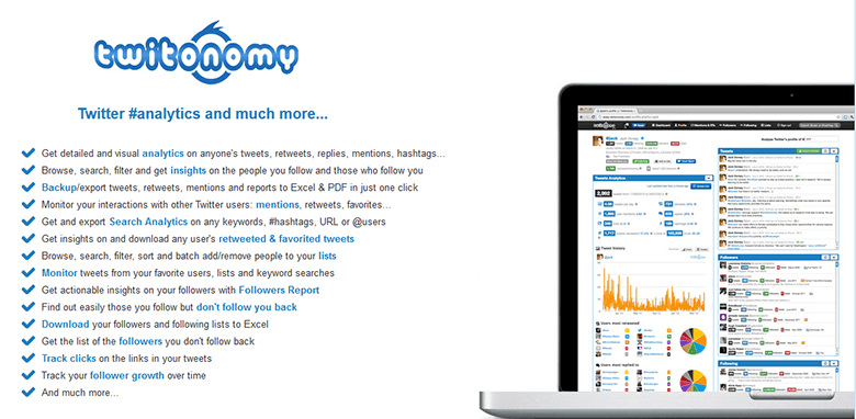 Twitonomy Analyse the Social Activities of Your Competitors