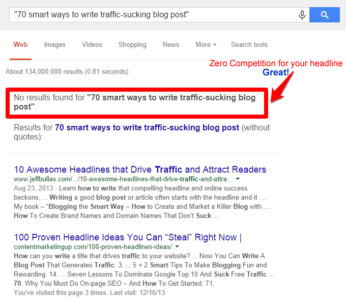70 smart ways to write traffic-sucking blog post