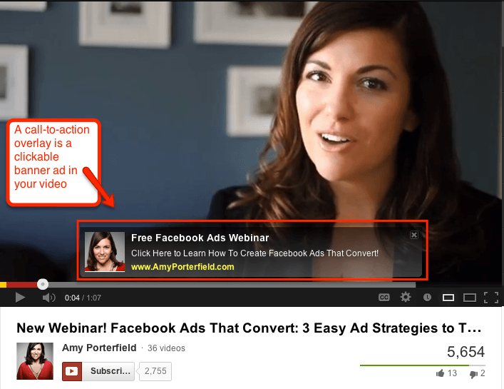 amy portefield youtube overlay call to action