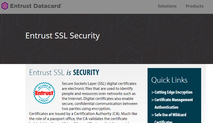 The Best Reliable SSL Certificate Providers in 2018 | Woblogger.com
