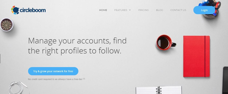Circleboom Twitter Management Tool
