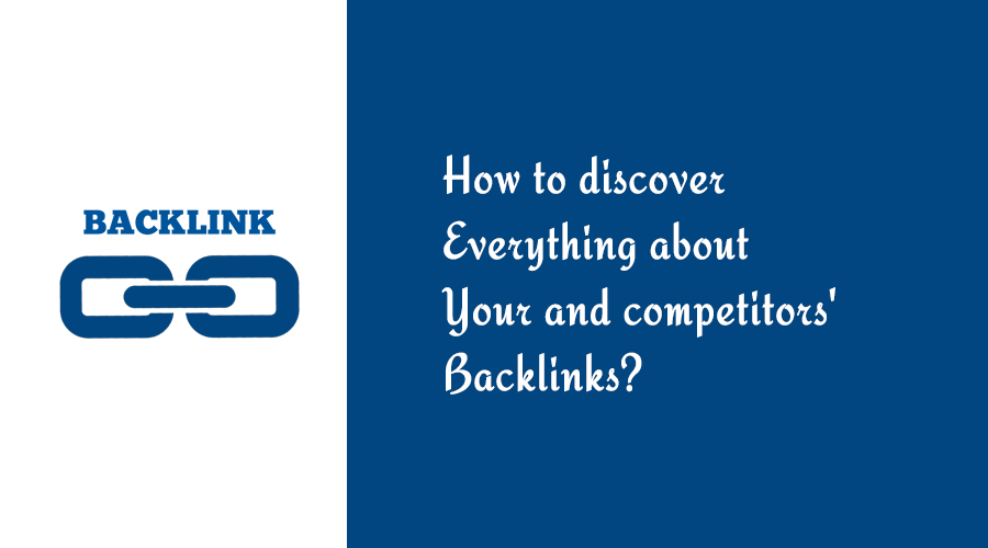 How to Check the Backlinks Profile of a Website