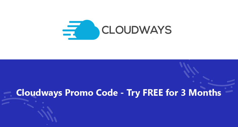 Cloudways promo code free trial
