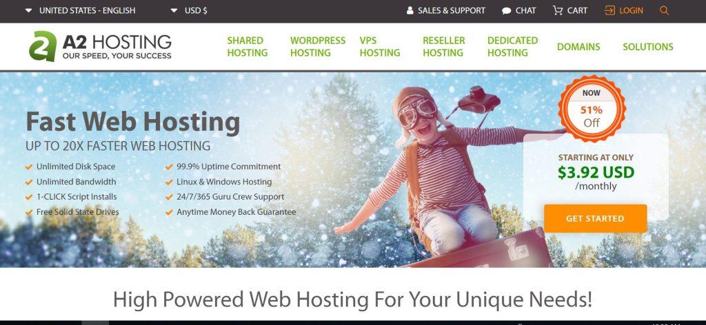 a2 hosting coupon promo code