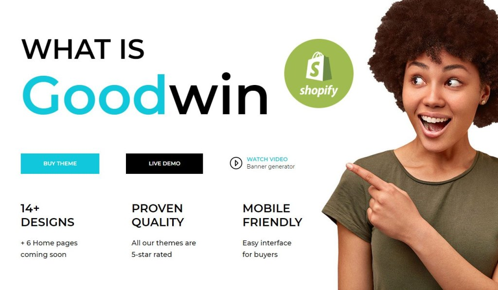 Goodwin shopify theme