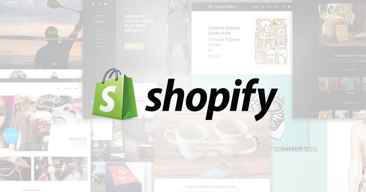 Spectacular Shopify Themes