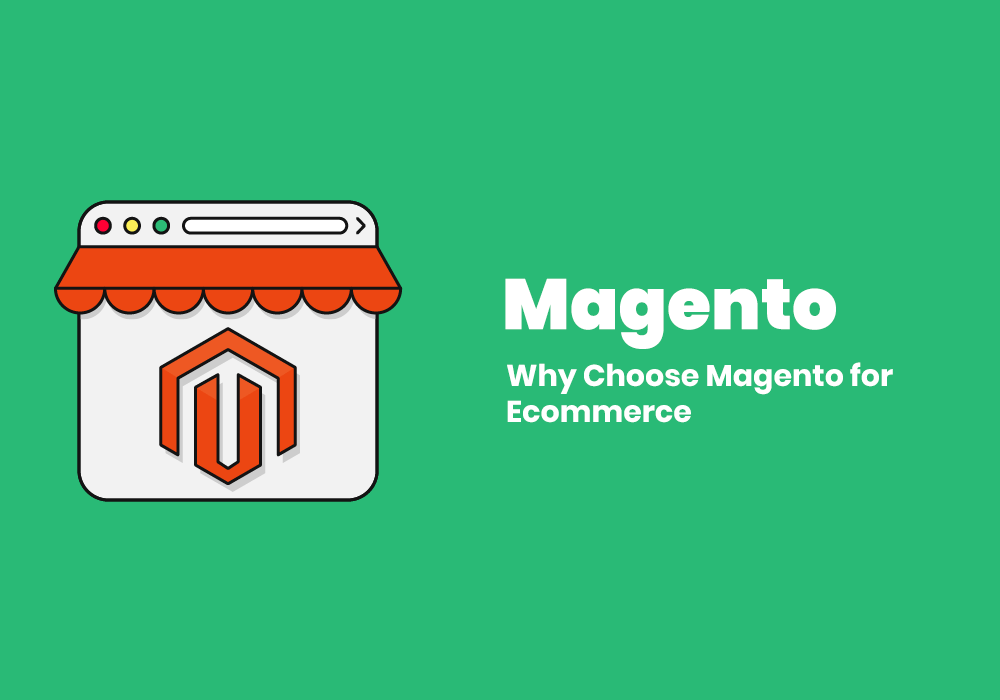 choose magento for your ecommerce store why and when