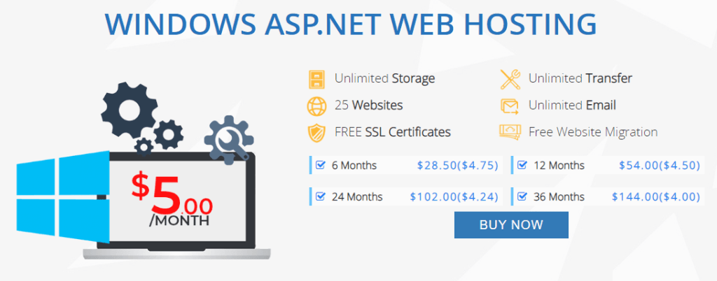 interserver asp net hosting