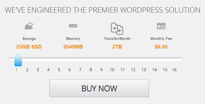 interserver wordpress vps