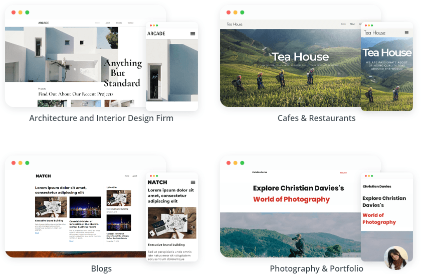 10Web Review Themes