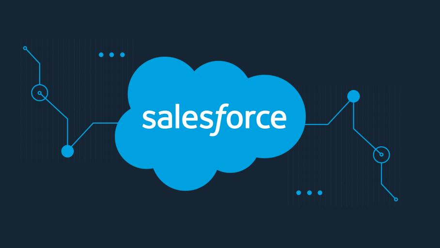Salesforce CRM Logo Health Cloud