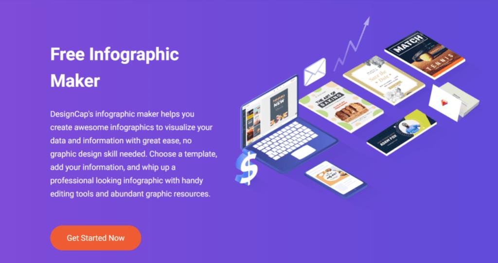 DesignCap Creating Killer Infographics