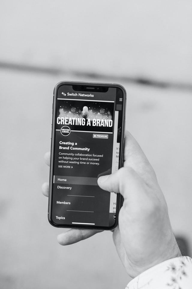 creating a brand Optimizing Your Website for Mobile Users