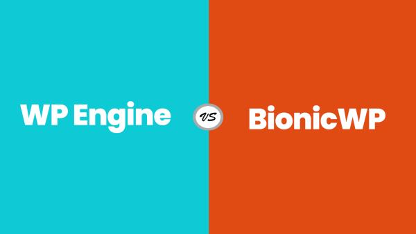 WP Engine Alternative - BionicWP