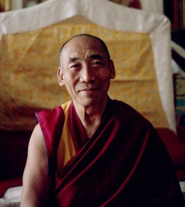 Venerable Geshe Tsultim Gyeltsen