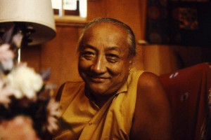 His_Holiness_Dilgo_Khyentse_Rinpoche's_broad_smile,_Seattle,_Washington,_USA_1976