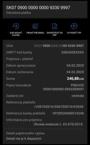 Falošná Tatra Banka na Slovensku
