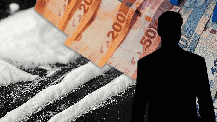 Von Schattenministern. Kokain und Korruption