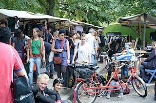 Wochenmarkt Maybachufer Wochenmärkte in Berlin