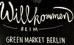 The Green Market Berlin - Veganer Lifestyle- und Street-Food-Markt in Berlin