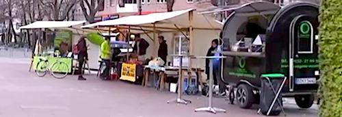 Veganmarkt Winterfeldtplatz: Wochenmarkt am Freitag