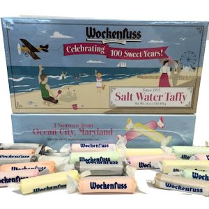 What's your favorite flavor of salt water taffy?