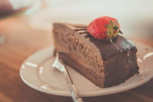Adding chocolate to your desserts can make them even more delicious!