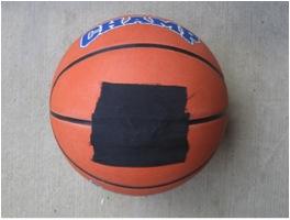 medicine ball ballon basket