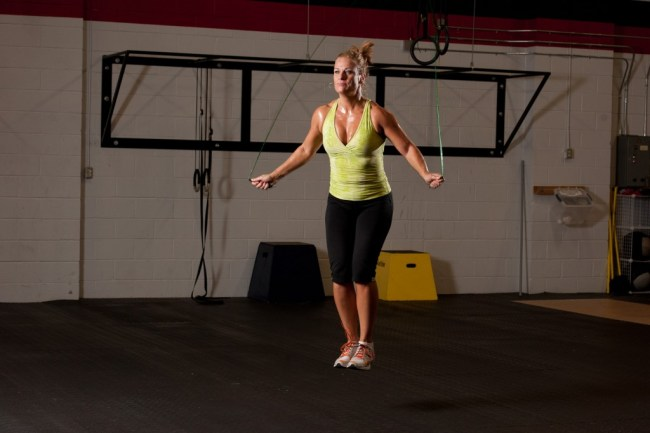 le double unders en crossfit